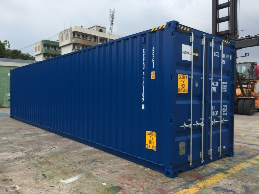 40ft Shipping Containers For Sale | 40ft 'One Trip' High ...